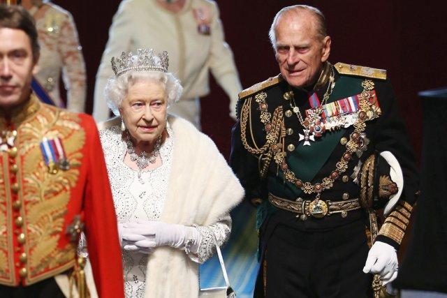 Le duc d'Édimbourg, qui fêtera ses 92 ans... (PHOTO DAN KITWOOD, ARCHIVES AFP)
