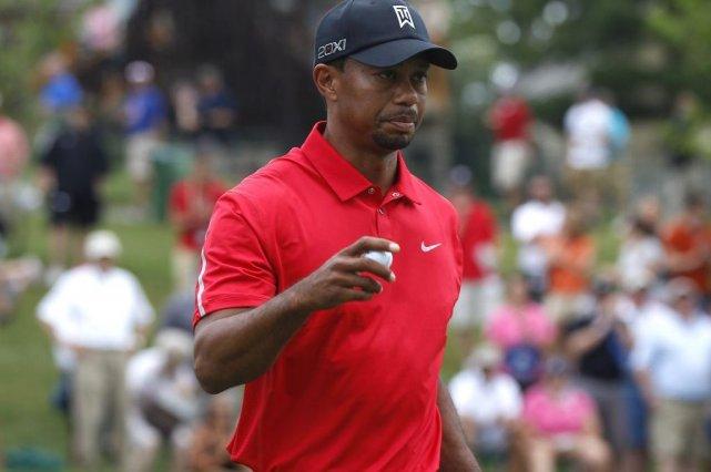 Tiger Woods... (Photo Matt Sullivan, Reuters)