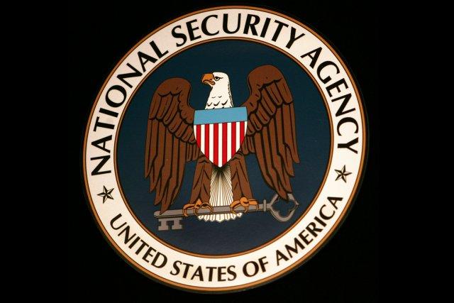 Le logo de l'Agence nationale de Sécurité américaine.... (Photo AFP)