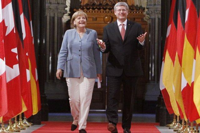 Plusieurs médias ont laissé entendre que le Canada... (Photo Archives La Presse Canadienne)