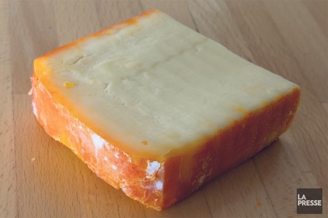 Le fromage Le Mamirolle.... (PHOTO ALAIN ROBERGE, LA PRESSE)