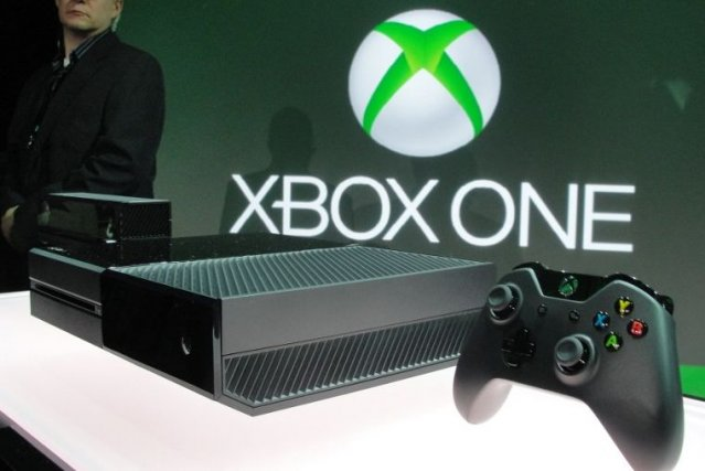 La Xbox One... (PHOTO GLENN CHAPMAN, AFP)