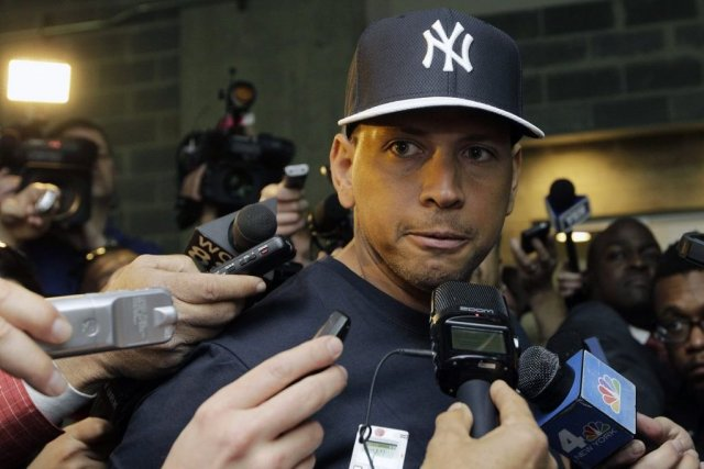 Alex Rodriguez... (Photo Kathy Willens, Associated Press)