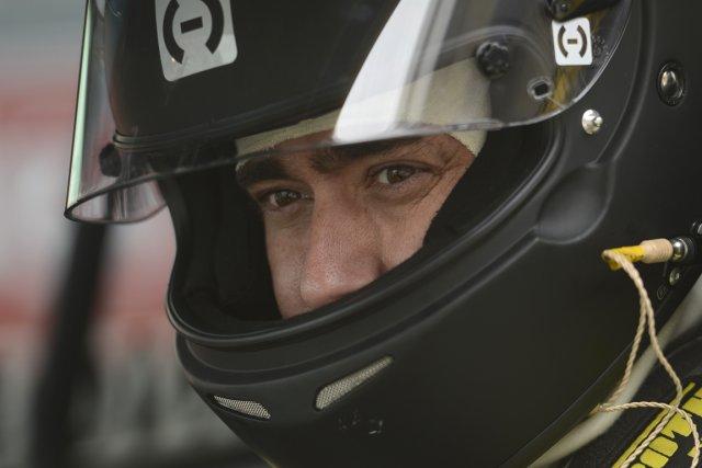 Benoit Gagnon a repris du service au volant... (Photo : Bernard Brault, La Presse)