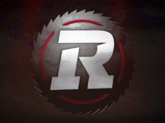 Le nouveau logo des Redblacks d'Ottawa.... (PHOTO PATRICK DOYLE)