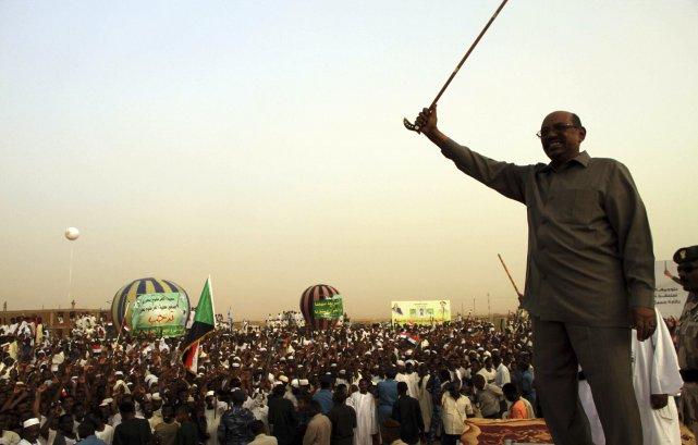 Samedi, le président soudanais, Omar el-Béchir, avait ordonné... (Photo Reuters)