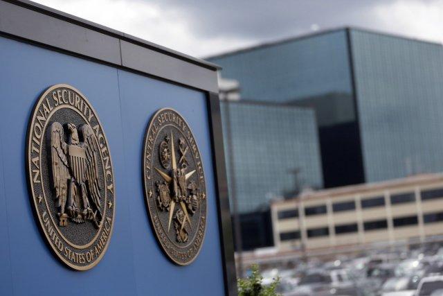 Les bureaux de L'Agence nationale de sécurité (NSA).... (Photo Patrick Semansky, AP)