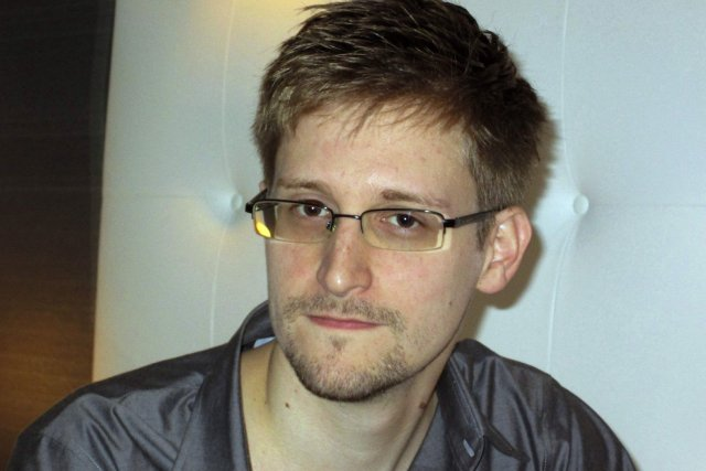 Edward Snowden, la source du Guardian... (Photo Ewen MacAskill, Reuters)