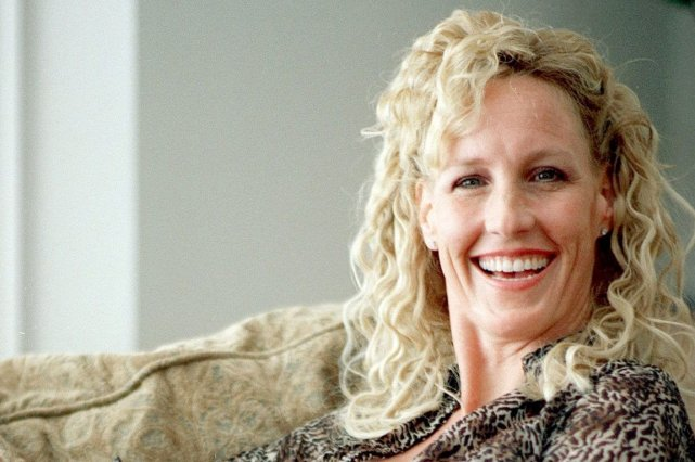 Erin Brockovich en 2000... (Photo: AP)