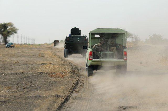 Les attentats de Boko Haram et la répression... (Photo Quentin Leboucher, AFP)
