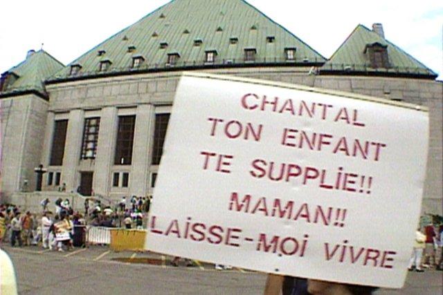 Tout le monde en parlait... (Photo: fournie par Radio-Canada)