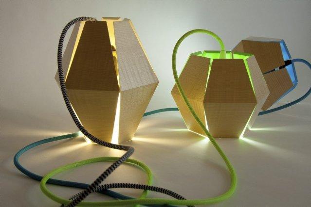 Les lampesont été conçues de façon à ce... (PHOTO FOURNIE PAR LOÏC BARD)