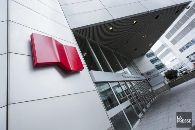 Aujourd'hui.La Banque Nationale est la première banque canadienne à présenter... (Photo Édouard Plante-Fréchette, archives La Presse)