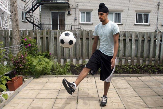 L'Association canadienne de soccer (ACS) a décidé cette... (Photo Ryan Remiorz, PC)