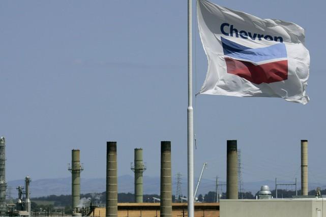 Le géant du pétrole Chevron a été condamné vendredi par la justice australienne... (Photo Ben Margot, Archives AP)