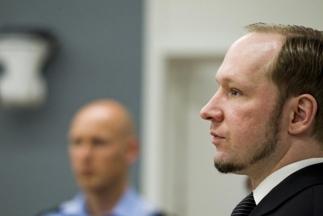 Anders Behring Breivik... (PHOTO BERIT ROALD, ARCHIVES REUTERS)