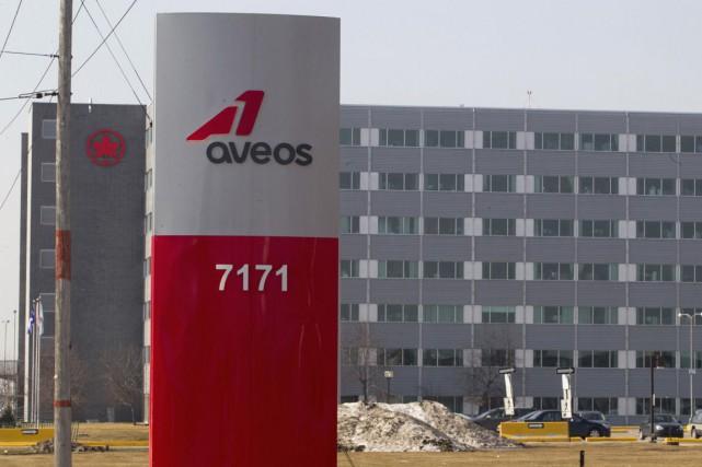 La fermeture d'Aveos, en mars 2012, s'était traduite... (Photo Christinne Muschi, Archives Reuters)