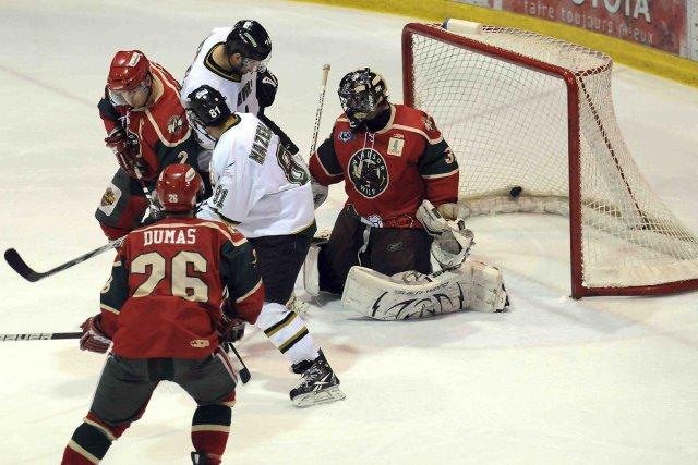 L'organisme supervisant le hockey junior majeur canadien a annoncé mardi que le... (Photo Rocket Lavoie)