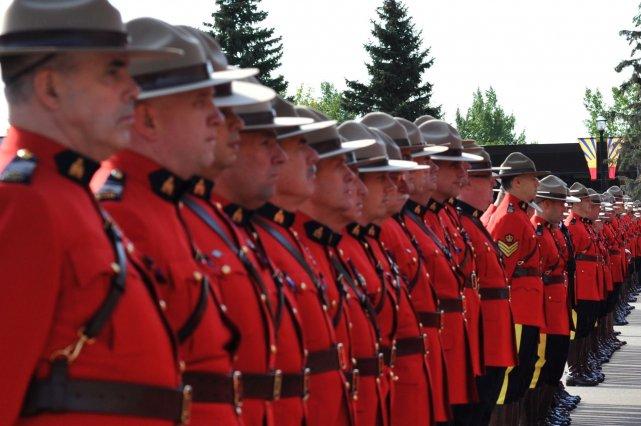 La Gendarmerie royale du Canada fera équipe avec le FBI, la police fédérale de... (Photo Roy Antal, archives La Presse Canadienne)