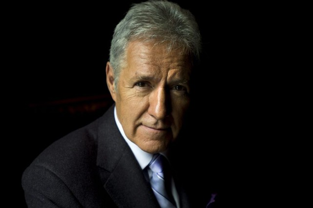 Alex Trebek... (Photo: La Presse Canadienne)
