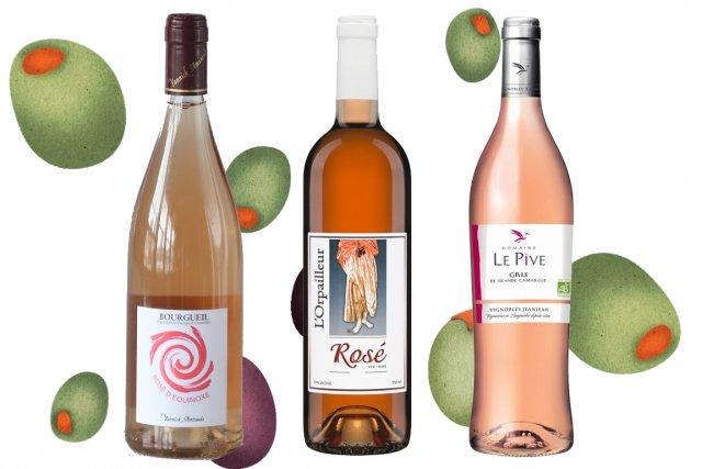 L'été rime avec rosés. Mais encore faut-il savoir lequel choisir. Nous avons... (Photos Alain Roberge, David Boily et Martin Chamberland, La Presse)