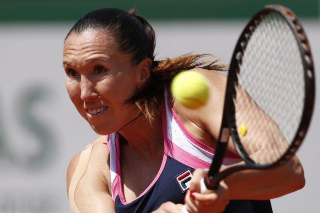 Jelena Jankovic... (Photo Petr David Josek, AP)