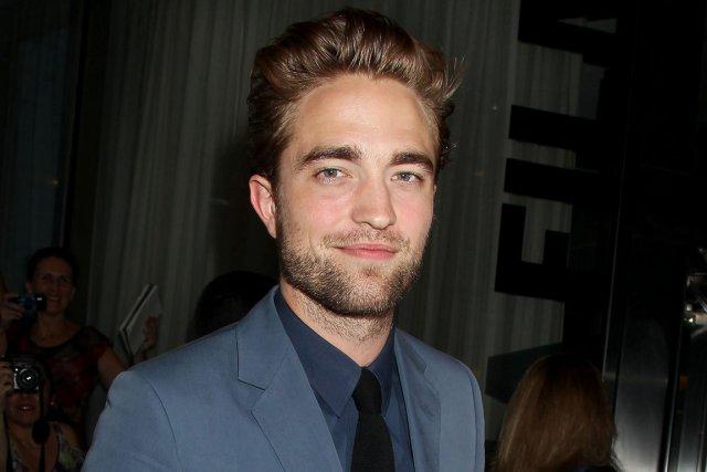 Robert Pattinson... (Photo Dave Allocca, AP)