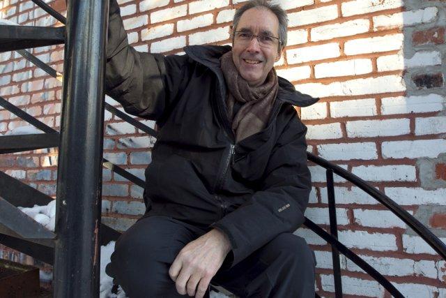 L'auteur Gilles Tibo... (Photo: Alain Roberge, archives La Presse)