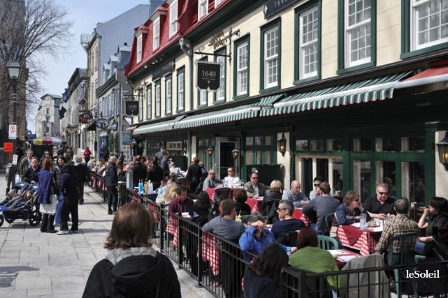 La volonté de la Ville de Québec de... (Photothèque Le Soleil, Steve Deschênes)