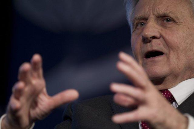 Jean ClaudeTrichet, ex-président de la Banque centrale européenne... (Photo Olivier Jean, La Presse)