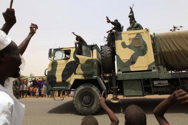 L'armée soudanaise a accusé des rebelles soutenus par... (Photo Mohamed Nureldin Abdallah, Archives REUTERS)