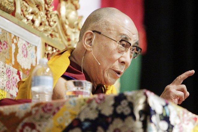 «Si les circonstances sont telles qu'une femme dalaï-lama... (PHOTO M.P KING, ARCHIVES AP/WISCONSIN STATE JOURNAL)