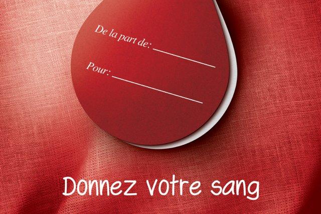 La prochaine Journée mondiale du donneur de sang...