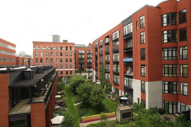 Le marché canadien des condominiums, en proie à... (Photo Martin Chamberland, Archives La Presse)