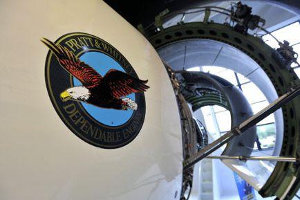 United Technologies est notammentla société mère de Pratt... (PHOTO ARCHIVES AP)