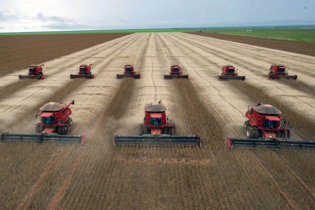 L'agriculture compte déjà pour 70% des usages de... (PHOTO YASUYOSHI CHIBA, AFP)