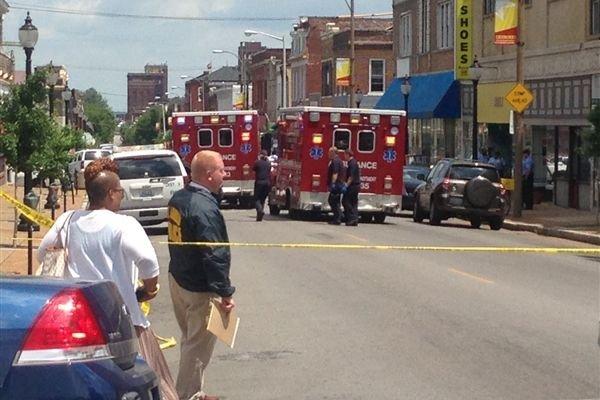 Quatre personnes ont perdu la vie jeudi dans une fusillade suivie d'un suicide... (Photo KSDK-TV)