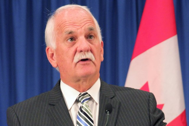 «Les groupes extrémistes mondiaux, comme al-Qaïda, représentent la... (Photo Colin Perkel, La Presse canadienne)