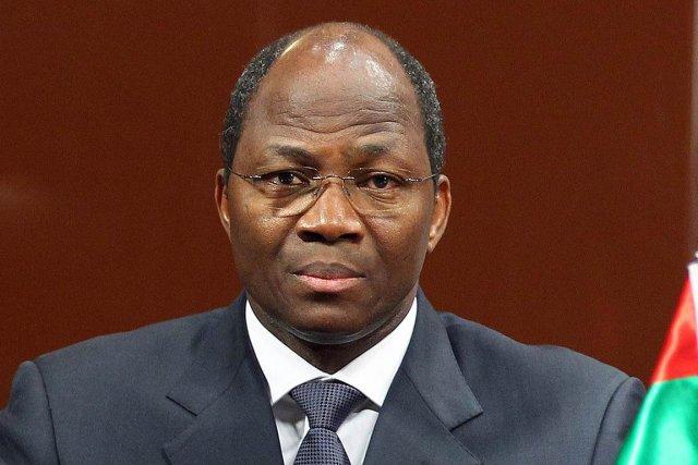De retour du Mali, le chef de la... (Photo AFP)