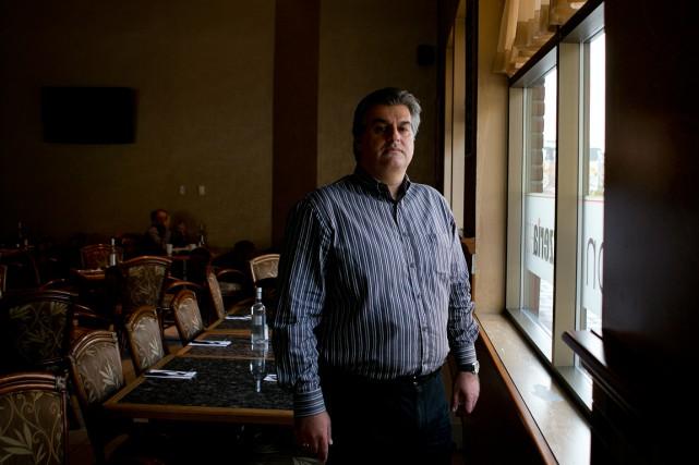 Lino Zambito, premier témoin à décrire de l'intérieur... (PHOTO MARCO CAMPANOZZI, ARCHIVES LA PRESSE)