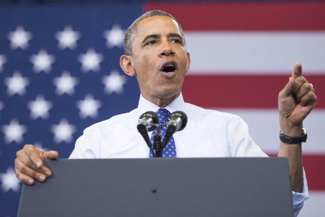 L'administration Obama a haussé le ton face au... (PHOTO JIM WATSON, ARCHIVES AFP)