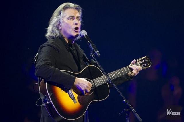 Richard Séguin... (Photo: Olivier Pontbriand, archives La Presse)