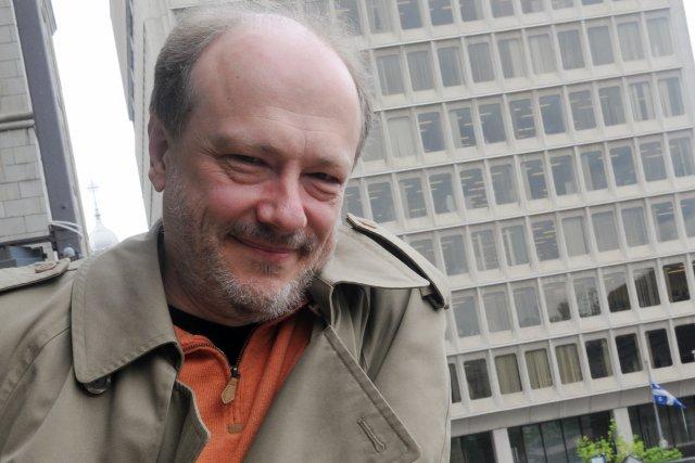 Marc-André Hamelin est très fébrile à l'idée de... (Photo: Érick Labbé, Le Soleil)
