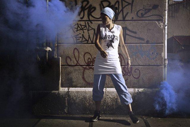 La rappeuse française Keny Arkana se produira pour... (Photo: fournie par Warner Music)