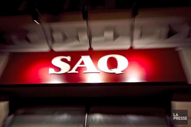 La SAQ a conclu son exercice financier 2012-2013 avec un résultat net de 1,030... (Photo Alain Roberge, Archives La Presse)