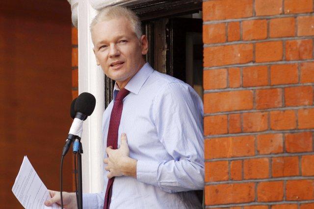 Julian Assange n'a pas fourni plus de détails... (PHOTO SANG TAN, ARCHIVES AP)