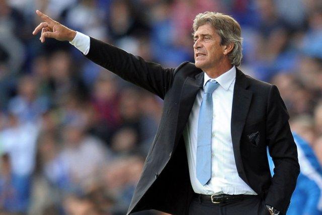 Manuel Pellegrini, âgé de 59 ans, quitte l'Espagne... (Photo : Lluis Gene, archives AFP)