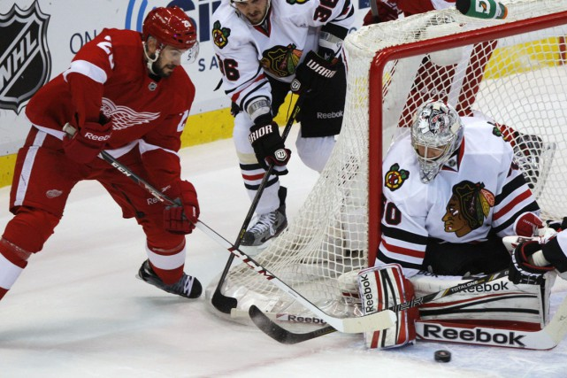 Drew Miller... (Photo : Rebecca Cook, archives Reuters)