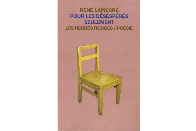 Le troisième prix de poésie Estuaire-bistro Leméac a été remis récemment à René...
