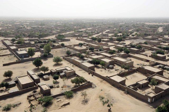 Bourem, au nord du Mali.... (Photo Pascal Guyot, AFP)